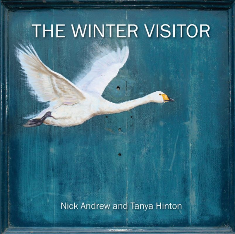 'The Winter Visitor' book cover
